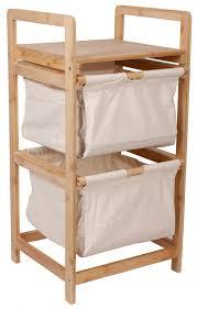 wäschesammler bambus wäschekorb leinen kaufland de
