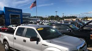 Bruce Chevrolet In Hillsboro OR - A Car Dealer You Know And Trust!