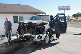 Driver Dies As Pickup Truck Goes Off I-15 And Crashes Into Church ...