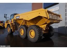 100 Truck Retarder Buy 2014 Caterpillar 725C 6x6 Articulated Truck Diesel At