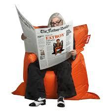 Fatboy Bean Bag Chair Canada by Fatboy Original 6 Foot Extra Large Bean Bag Chair Hayneedle
