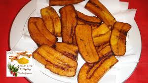 recette de cuisine malagasy cuisine artisanale d ambanja madagascar bananes plantain frits