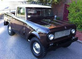 Hemmings Find Of The Day – 1962 International Scout | Hemmings Daily 1959 Intertional Pick Up For Sale Barn Find Wwwbigboyhotrodscom Just Listed 1964 Intertional Harvester 1200 Cseries Automobile 1960 Truck Model B Bc Bcf Sales Brochure For 1975 Harvester Pickup Chevy 305 Engine Truck No Junkyard Find 1962 C120 Travelette The 1972 1210 Crew Cab Long Bed 4x4 Trucks Sale 4x4 A Series Wikipedia Stock Photos L 5 Things To Do With 43 Intionalharvester Scouts You Csharp 1968 C1200