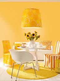 gelbe wand bilder ideen