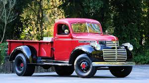 100 1947 Gmc Truck GMC DRW Pickup Presented As Lot K14 At Kissimmee FL