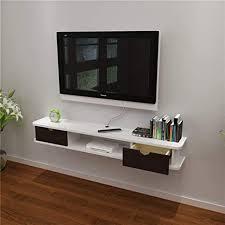 hongyu wand tv schrank wandregal mit schubladen schlafzimmer