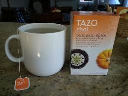 Tazo Pumpkin Spice Chai Latte Recipe by Yoga Day By Day Masterpiece