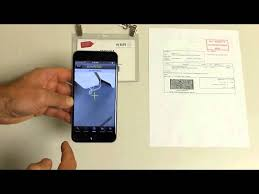 iPhone 6 Barcode Scanning