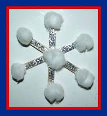 Snowflake Crafts For Preschool Winter To Make With Kids The Weekly Round Up