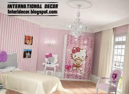 Interior Decor Idea Hello Kitty Bedroom Themes And Design Ideas