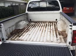 DIY Raptor Spray In Bed Liner And LED Bed Lighting (PICS) - Ford ... Pating Truck With Bedliner Ar15com Weathertech 36912 F150 Techliner Bed Liner With 55 52018 2013 Ford Svt Raptor Techliner And Tailgate How To Apply Upol Truck Liner Youtube New Roof Truckbed Land Rover Forums Retrax The Sturdy Stylish Way Keep Your Gear Secure Dry Usa Protective Coating Home Facebook Thesambacom Vanagon View Topic Spray On Bedliner Sprayed In Upol Raptor Yesterday Pirate4x4com 4x4 Offroad Revealed Bullet