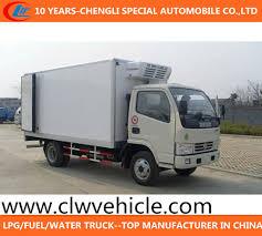 100 Freezer Truck China Refrigerator Dongfeng 4X2 Refrigerated