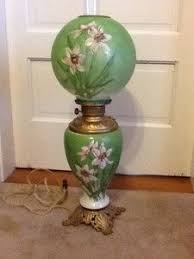 Hanging Oil Lamps Ebay by Lighting America A Large 19th Century Gone With The Wind Lamp