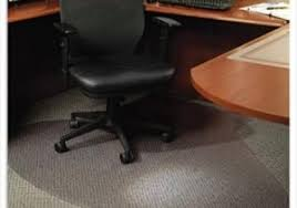 Hard Surface Office Chair Mat by Office Chair Mat Esr122775 Thumbnail 1 Crystal Pane Ergonomic