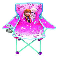 disney frozen fold n go chair walmart
