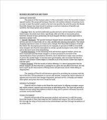 Sample Boutique Business Plan PDF