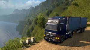100 Euro Truck Simulator 3 RUTAS MORTALES V1 Map 2 Mods