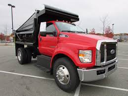 2017 New Ford F 750 10 Ft Duraclass 56 Yard Dump Body With Coal In ...