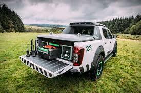 The Nissan Navara EnGuard Concept Is The Ultimate All-Terrain ...