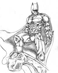 Free Printable Batman Coloring Pages For Kids With Regard To The Dark Knight