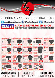 100 Truck Parts Specialists 727 On Twitter Have You Seen Our Range Of Sealey