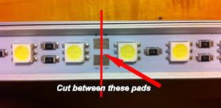 led light strips from hamsource