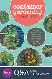 100 Container Projects Q A With Jessica Walliser Author Of Gardening