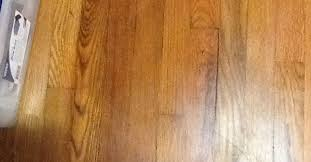 Dog Urine Wood Floors Vinegar by How Do I Get A Large Urine Stain Out Of A Polyurethane Coated