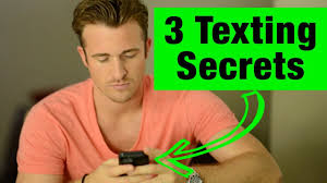 3 Texting Secrets Men Cant Resist