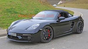 The 2019 Porsche Boxster Spyder Release Date Car Concept Within 2019 ...