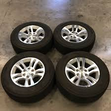 100 Tires And Wheels For Trucks Chevy Suburban 18 Inch OEM Extreme
