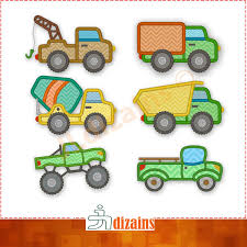 Truck Applique Design SET. Machine Embroidery. Monster Truck ... Turkey Dump Truck Applique Crochet Pattern By Teri Heathcote Pumpkins 3 Sizes Products Swak Embroidery Birthday Tshirt Raglan Jersey Bodysuit Or Bib Hauler Patch Iron On Dumptruck Parlor Christmas Angel Embroitique With Gifts Small Tshirt And Pants Ootza Wootza Blue Orange Embroidered Whosale Halloween Ironon Appliquesdump Walmartcom Customized Trucks