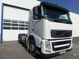 100 Single Unit Truck VOLVO FH 460 HIDRAULIKA Single Sleeper Tractor Units For Sale