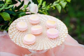 Romantic Outdoor Wedding Dessert Table Inspiration 4