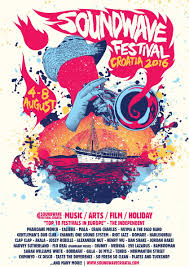 Soundwave Croatia 2016 Poster