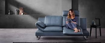 sofas ledersofa direkt ab werk kaufen dewall design
