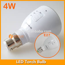 dc ac switch led bulb remote flashlight e27