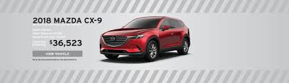Mazda Dealer Serving Fayetteville, AR | New & Used Mazda Sales