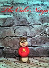 Alvin And The Chipmunks Cake Toppers by Alvin The Chipmunk Cake Topper Tutorial Youtube