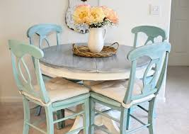 Dining Table And Chairs Make-over | Inspirations Paint Projects Rustoleum Milk Vs Chalked Sarah Joy Blog This Beautiful Coffee Table Was Painted In Millstone Milk Paint 101 Surface Prep Miss Mustard Seed Pating With Old Barn Vintage Mirror White Picket Diy Blogger Archives Honey Bettshoney Betts Chalk Mud High Back Upholstered Ding Chairs Monday The Tasured Home Bright Green Entryway Makeover Salvage Gilbert 116 Year Part 2 Finish Review Of Rustoleum Beauty For Ashes Loving General Finishes Lamp Black Sadie At South End Mcm Surfboard Table Old Fashioned In Pitch Black