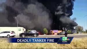 100 Tanker Truck Explosion 1 Killed In Fiery Tanker Truck Explosion In Atwater Modesto News