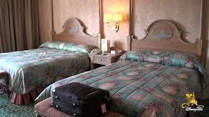 chambre hotel york disney room 2405 castle disneyland hotel hd