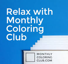 Ultimate Coloring Class Height Monthly Club