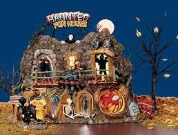 Dept 56 Halloween Village by Halloween Haunted Fun House