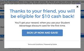 Student Advantage Discount Code: Get $10 Free Cash - Coupon Suck Student Advantage Discount Code Get 10 Free Cash Coupon Suck How To Use Promo Code In Snapdeal Chase Owens On Twitter All My Shirts Are Discounted For 20 Off Best Showpo Discount Codes Sted Live Savings Mansas Va Aadvantage Heating Air Cditioning Coupon Car Free Coupons Through Postal Mail Imuponcode Shares Sociible 12 Off Whats The Difference Between A Master And Unique Scorebuilders Today Is Last Day Save Qatar Airways Promo Save 15 On Flights Flight Hacks Au Take Advantage Of Bonus Savings Ipad Pros