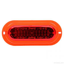 Truck-Lite-Truck-Lite Super 60 Class II Metalized Red Oval LED ... New 54 Strobe Led Light 12v Grill Emergency Lights 54str 2x4 Led Suv Car Truck Strobe Flash Light Waterproof Emergency Lamp Warning Lights Auto Amazoncom Lamphus Sorblast 34w Cstruction Tow Vehicle Lighting Ecco Bars Worklamps Under Tailgate Kit Can Civilians Use In Private Vehicles 3 Online Wireless 48w 16 In 1 2016 Ford F 150 Kit Rear Light Motor Trend For Sale Springfield Ma Springfield Auto Truck 2x3 Hazard