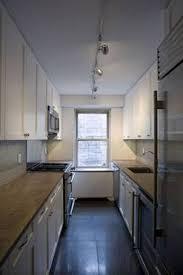 l design layout copper kitchen lights light grey kitchen
