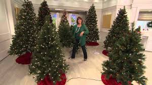 Bethlehem Lights 5 Trevor Pine Christmas Tree W Instant Power With Jill Bauer