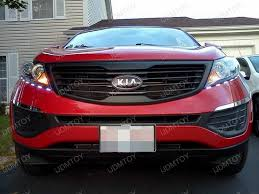 2011 kia sportage with daytime running led lights ijdmtoy