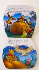 Pumpkin Books For Toddlers by Winnie The Pooh Pooh U0027s Halloween Pumpkin Disney Book Group